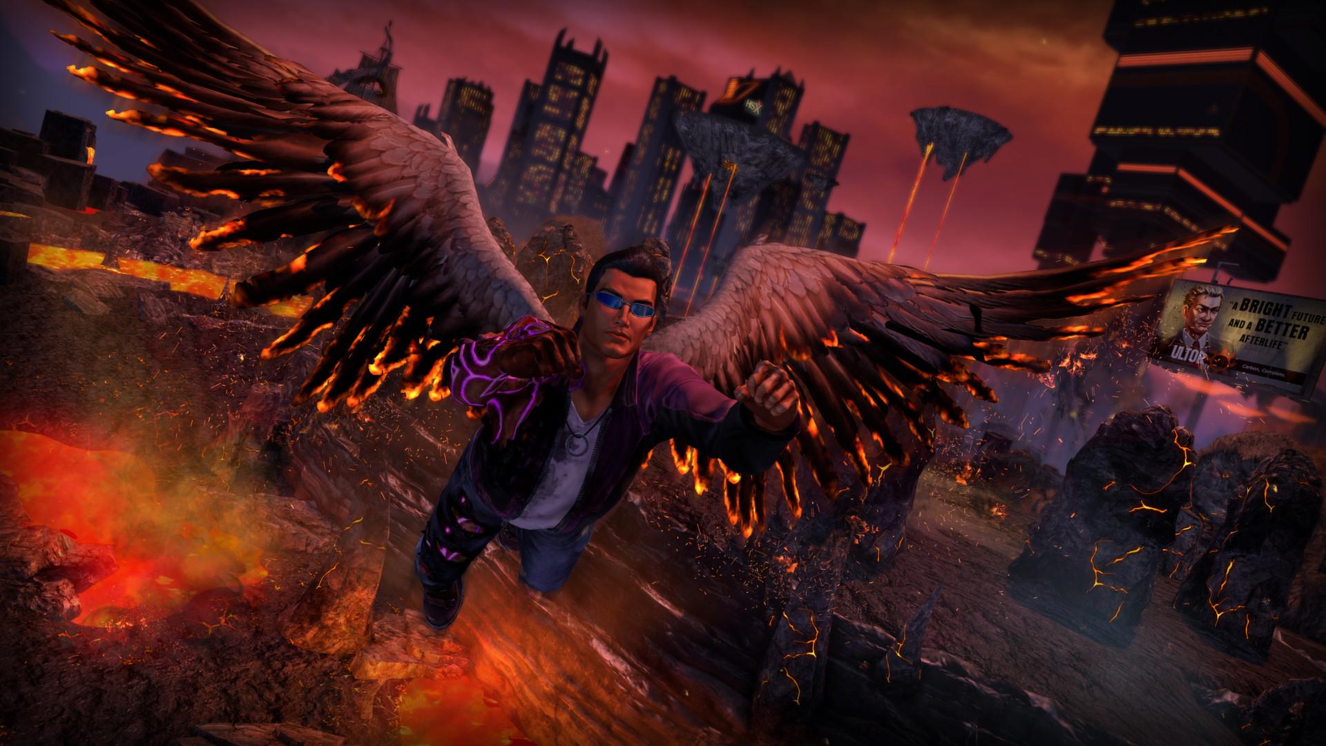 Saints Row Gat Out Of Hell Multilenguaje ESPAÑOL XBOX 360 (Region FREE) (COMPLEX) 2