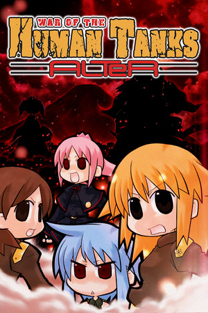 War of the Human Tanks - ALTeR poster image on Steam Backlog