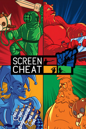 Screencheat poster image on Steam Backlog