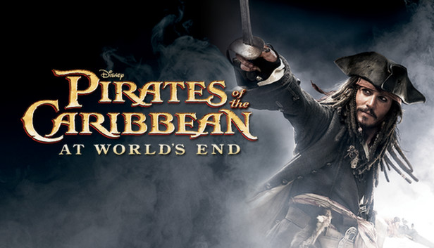 PIRATES OF THE CARIBBEAN AT WORLD'S END (PC)