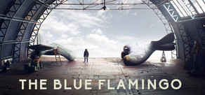 The Blue Flamingo cover art
