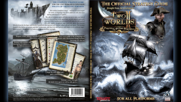 скриншот Two Worlds II - Pirates of the Flying Fortress Strategy Guide 0