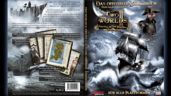 скриншот Two Worlds II - Pirates of the Flying Fortress Strategy Guide 1