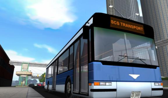 Screenshot of Bus Driver