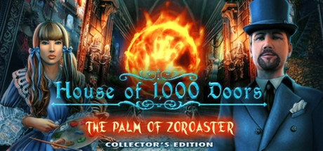 House of 1000 Doors: The Palm of Zoroaster Collector's Edition cover art