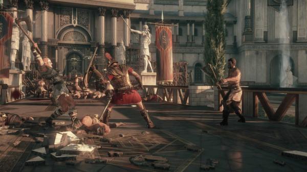 Screenshot of Ryse: Son of Rome