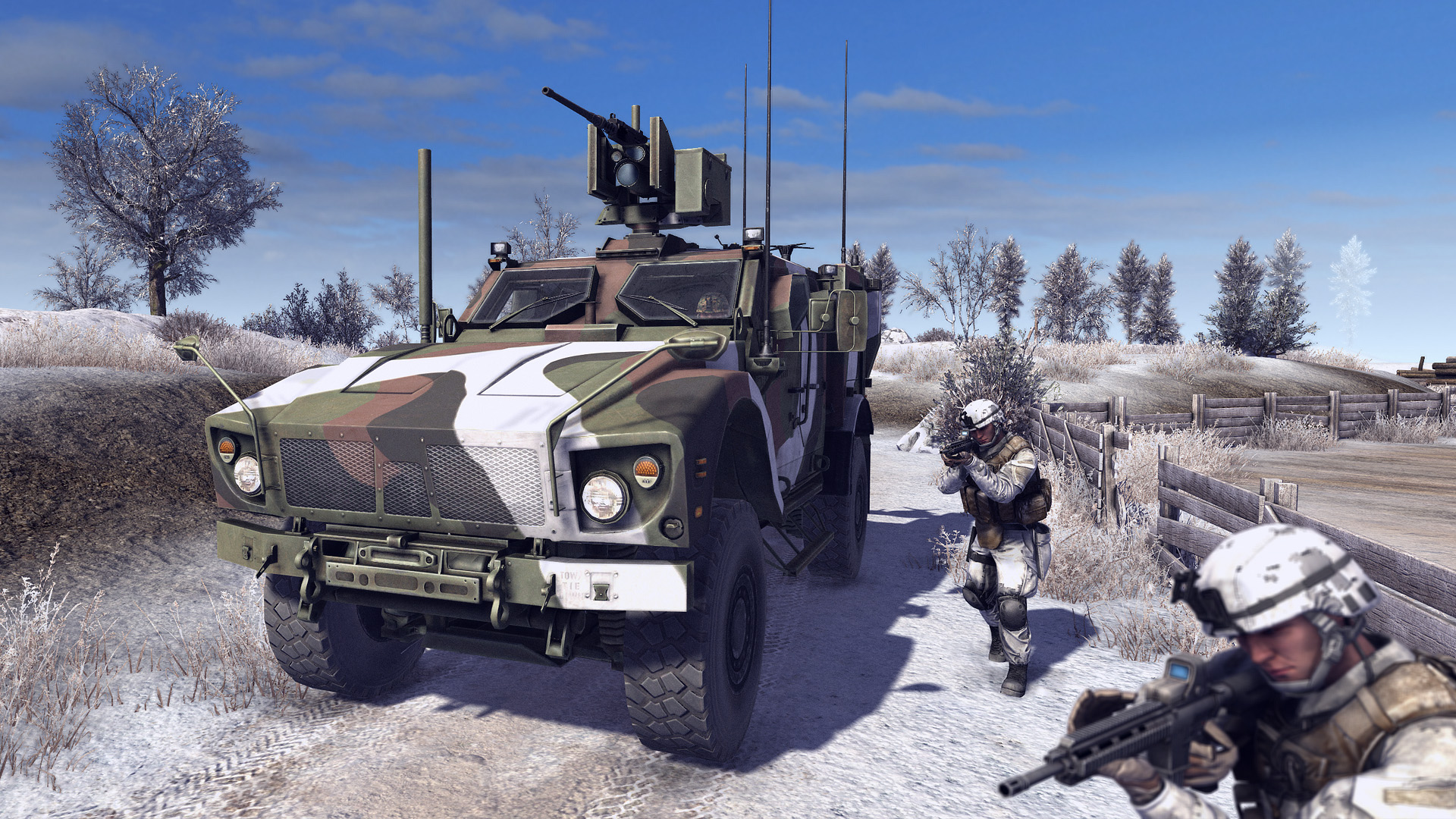 Скачать 3D модель Call to Arms (1.018.0) (MP only) (Steam)