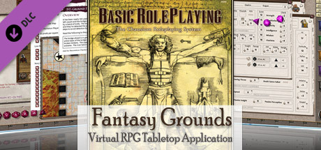 Fantasy Grounds - Basic Roleplaying (BRP) Ruleset on Steam