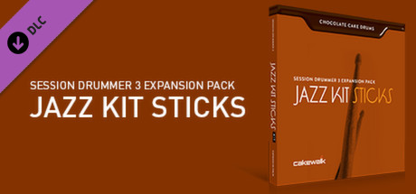 SONAR X3 - Chocolate Cake Drums: Jazz Kit Sticks - For