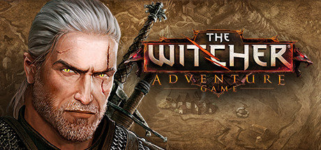 Game Banner The Witcher Adventure Game