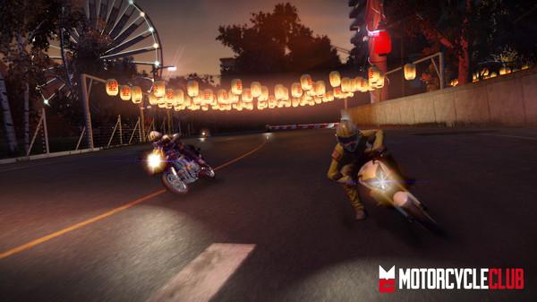 Motorcycle Club - CODEX