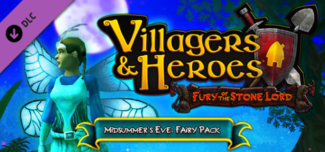 Villagers and Heroes: Midsummer's Eve Faerie Pack
