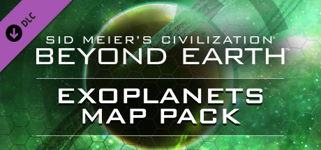 Sid Meier's Civilization: Beyond Earth Exoplanets Map Pack Steam DLC