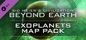 Sid Meier's Civilization: Beyond Earth Exoplanets Map Pack cover art