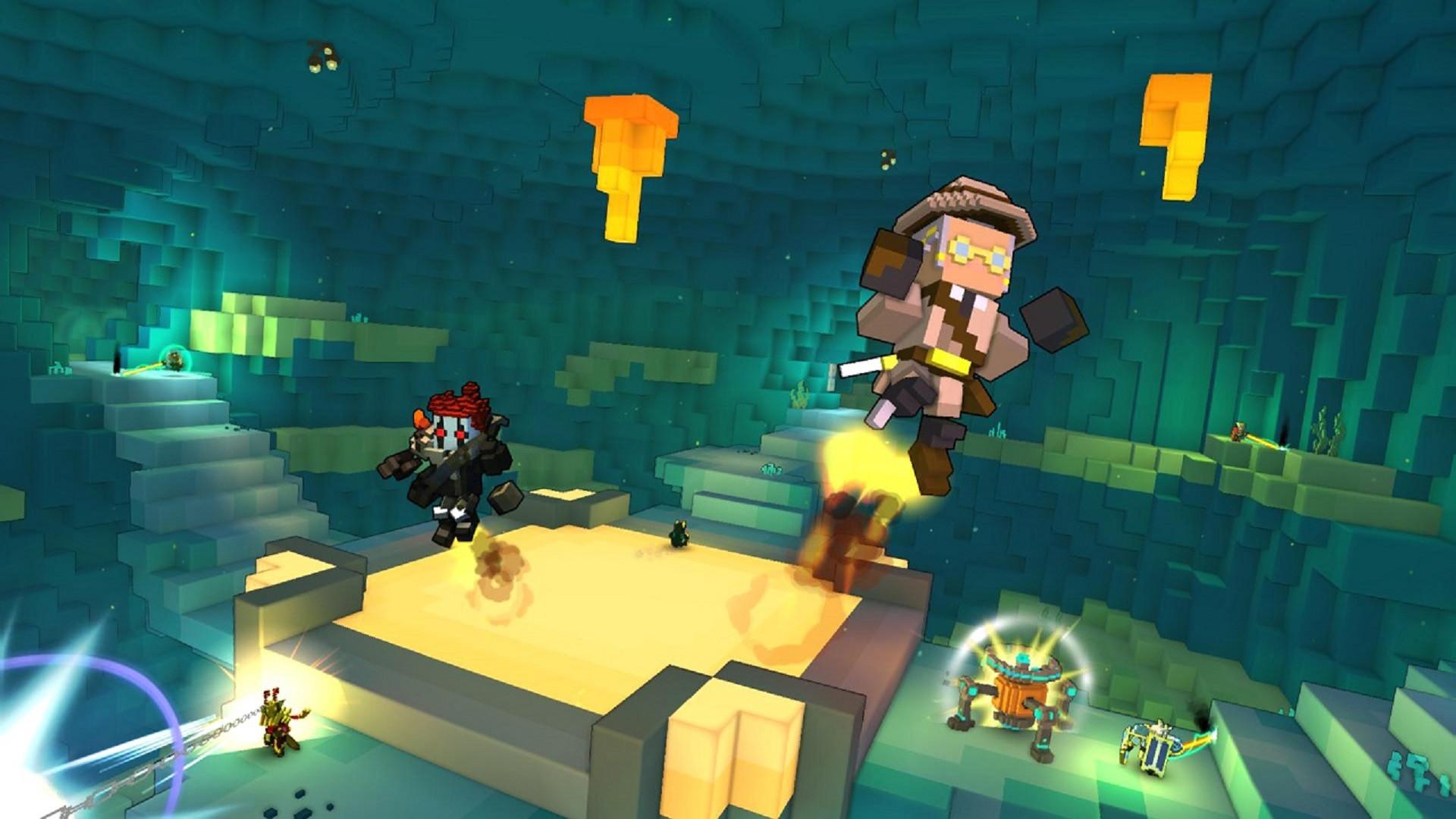 Trove On Steam - Minecraft spiele filme auf deutsch