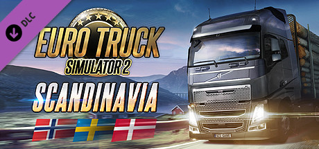 Save 70 On Euro Truck Simulator 2 Scandinavia On Steam