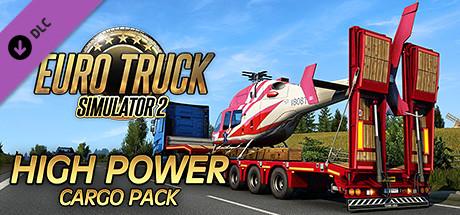 Euro Truck Simulator 2 - High Power Cargo Pack