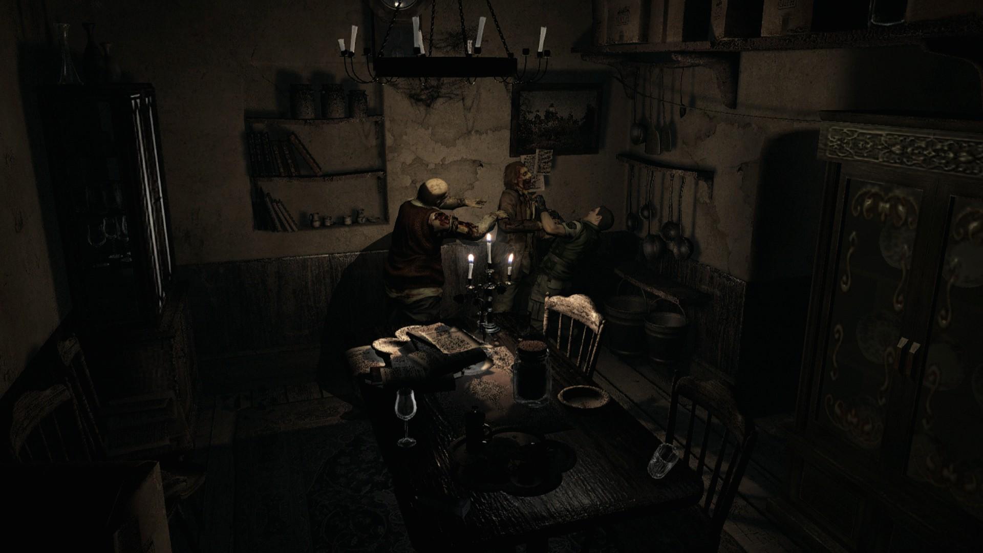 Resident Evil HD REMASTER - corepacks - 4.26 GB