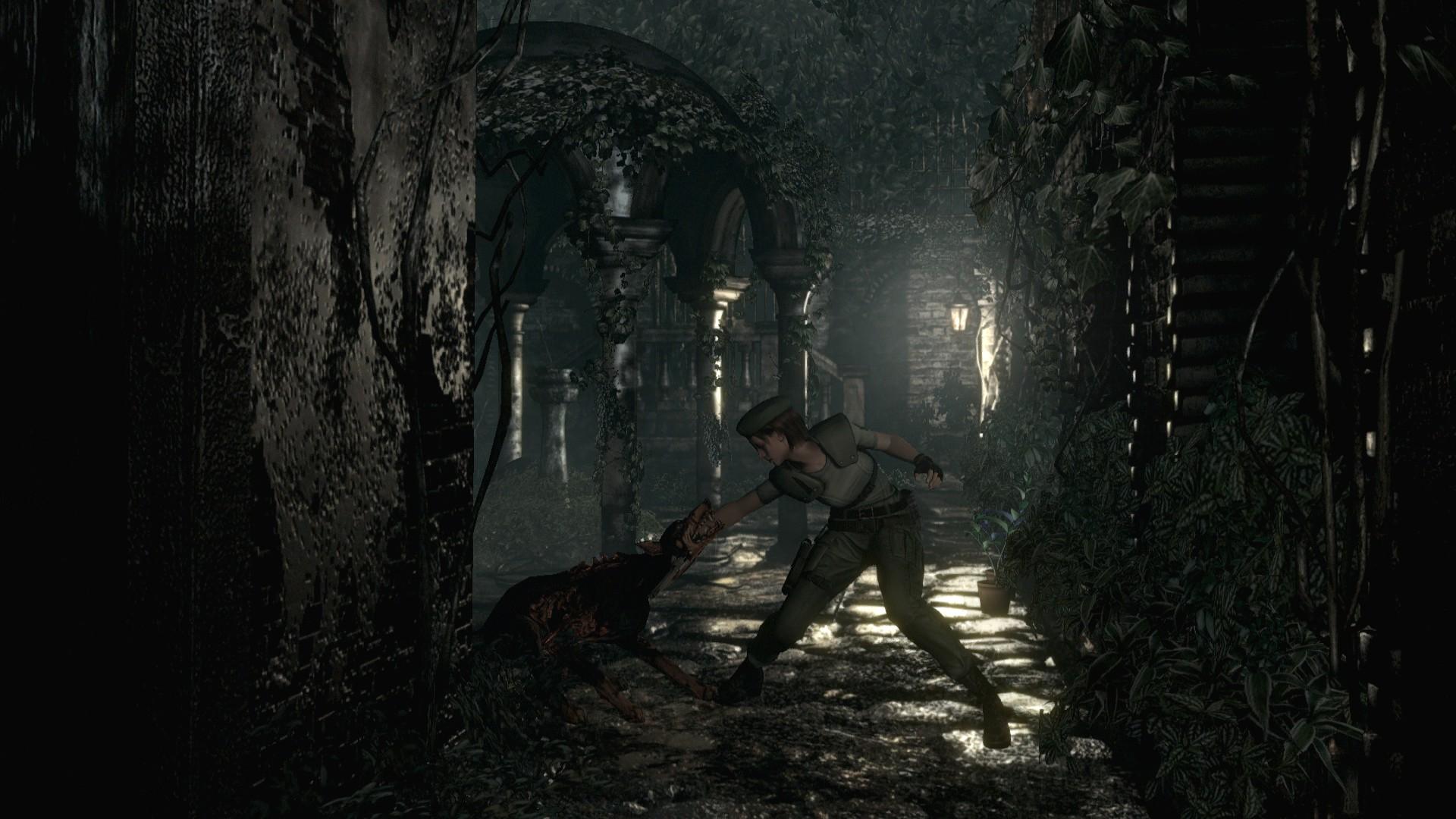 Resident Evil HD REMASTER ESPAÑOL PC Full (CODEX) 5