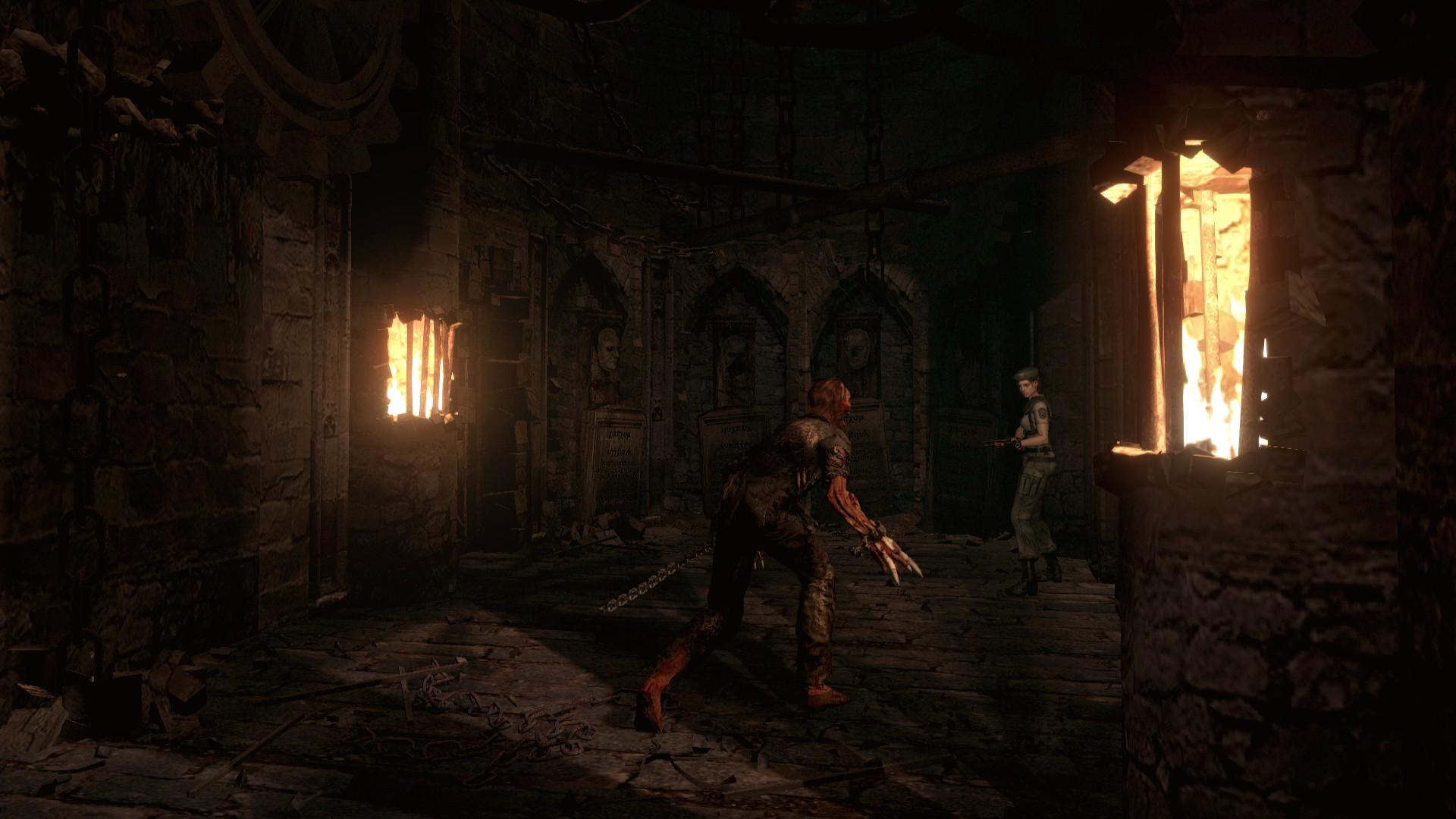 Resident Evil HD REMASTER ESPAÑOL PC Full (CODEX) 4
