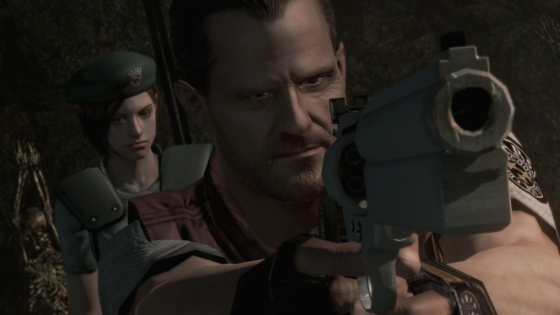 Resident Evil HD REMASTER ESPAÑOL PC Full (CODEX) 7