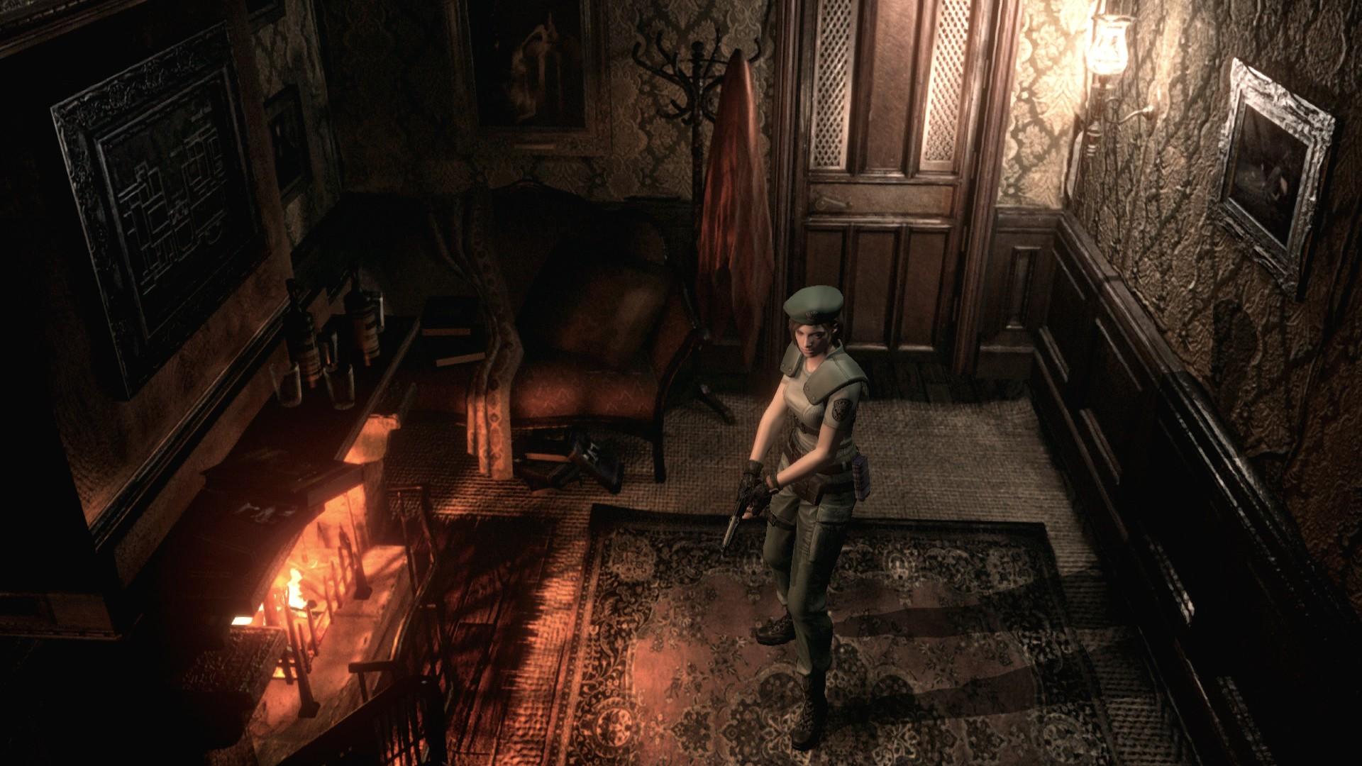 Resident Evil HD REMASTER ESPAÑOL PC Full (CODEX) 8