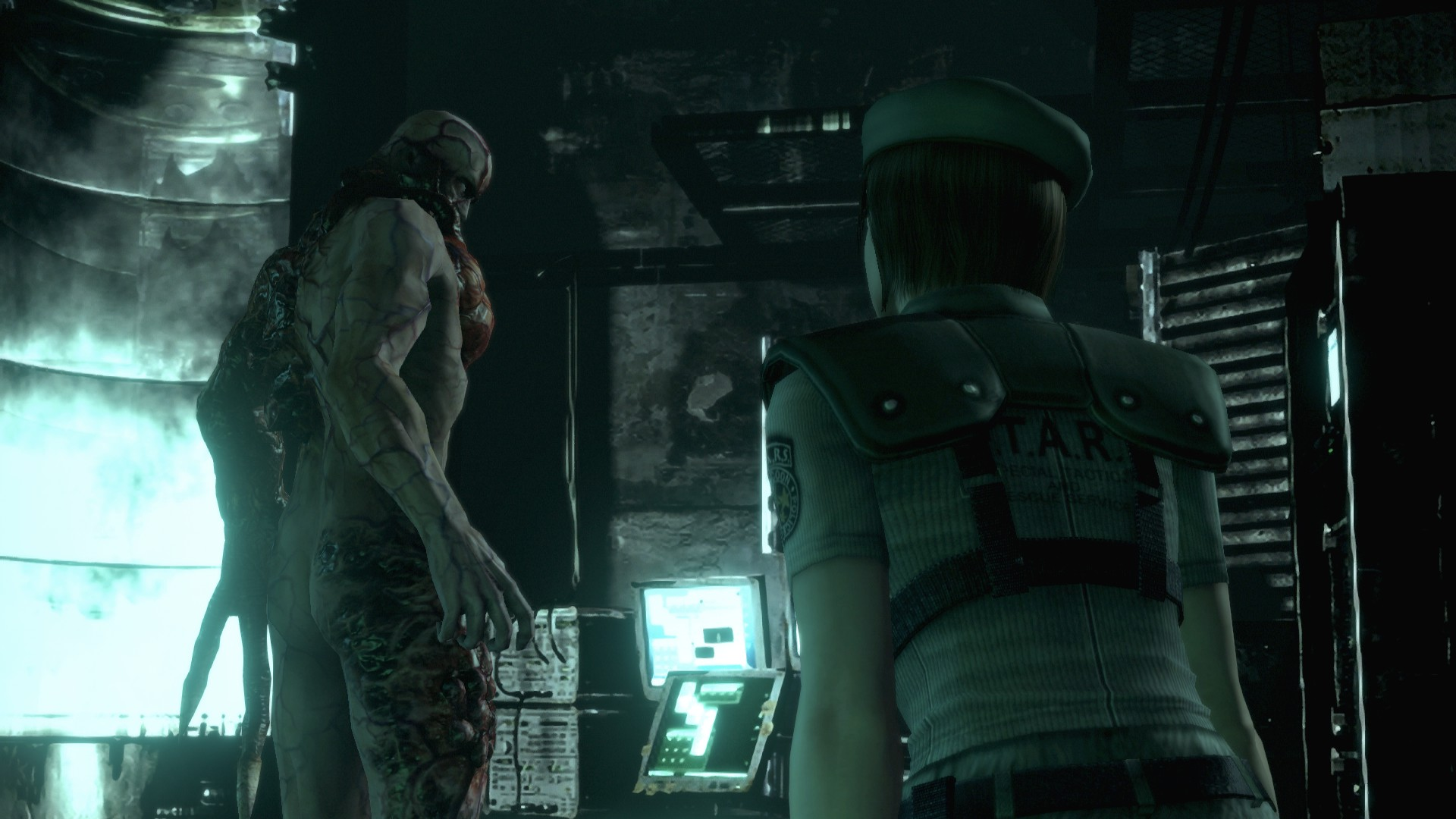 Resident Evil HD REMASTER ESPAÑOL PC Full (CODEX) 6