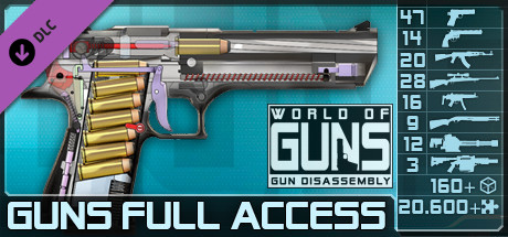 World of Guns: Guns Full Access