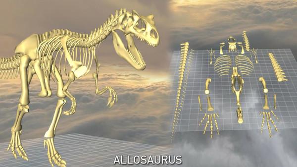скриншот 5 Skeletons Pack 2