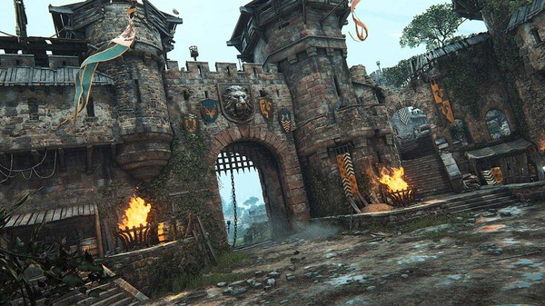 FOR HONOR™