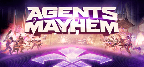 Agents of Mayhem cover art