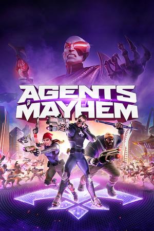 Agents of Mayhem poster image on Steam Backlog