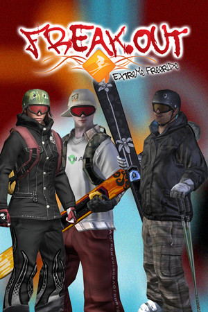 FreakOut: Extreme Freeride poster image on Steam Backlog