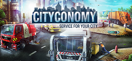 Game Banner CITYCONOMY: Service for your City