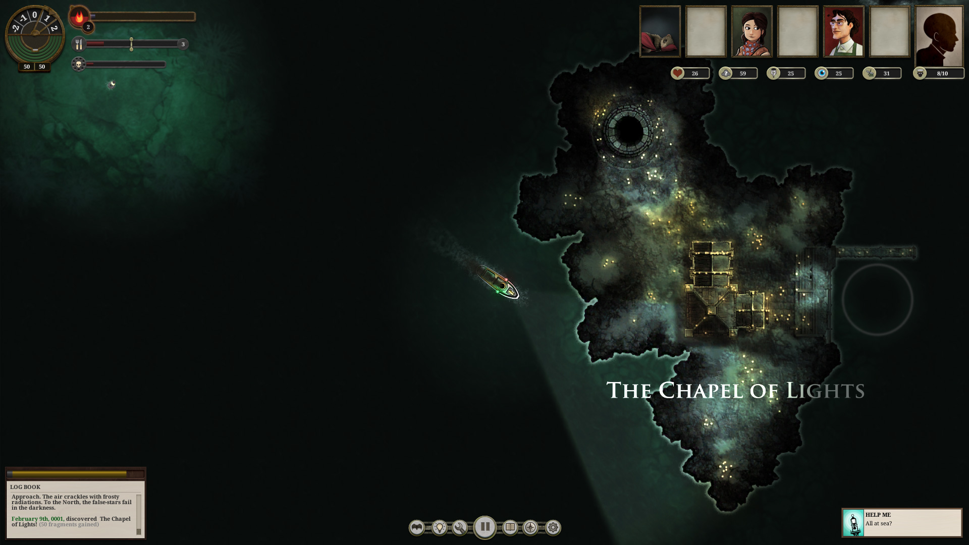 Sunless Sea Crack Download