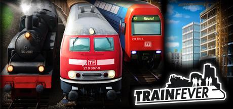 Game Banner Train Fever