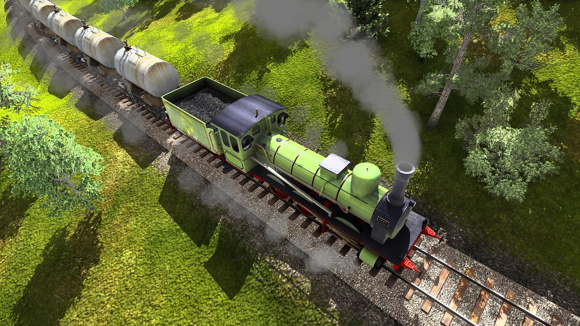 Train Fever - Download - Free GoG PC Games