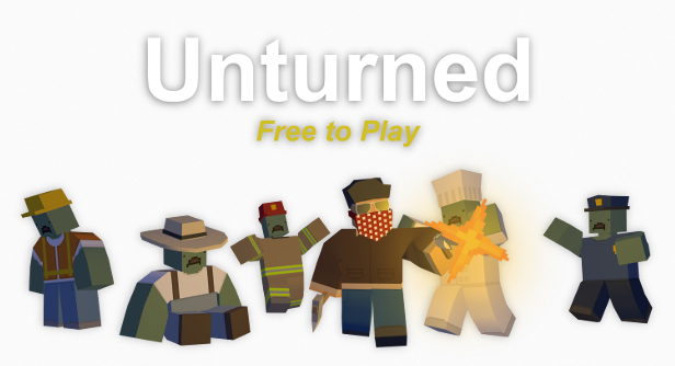 Unturned on steam stay unturned youre one of the few not yet turned zombie keeping it that way will be a challenge gumiabroncs Image collections
