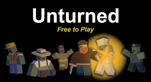 Unturned no Steam