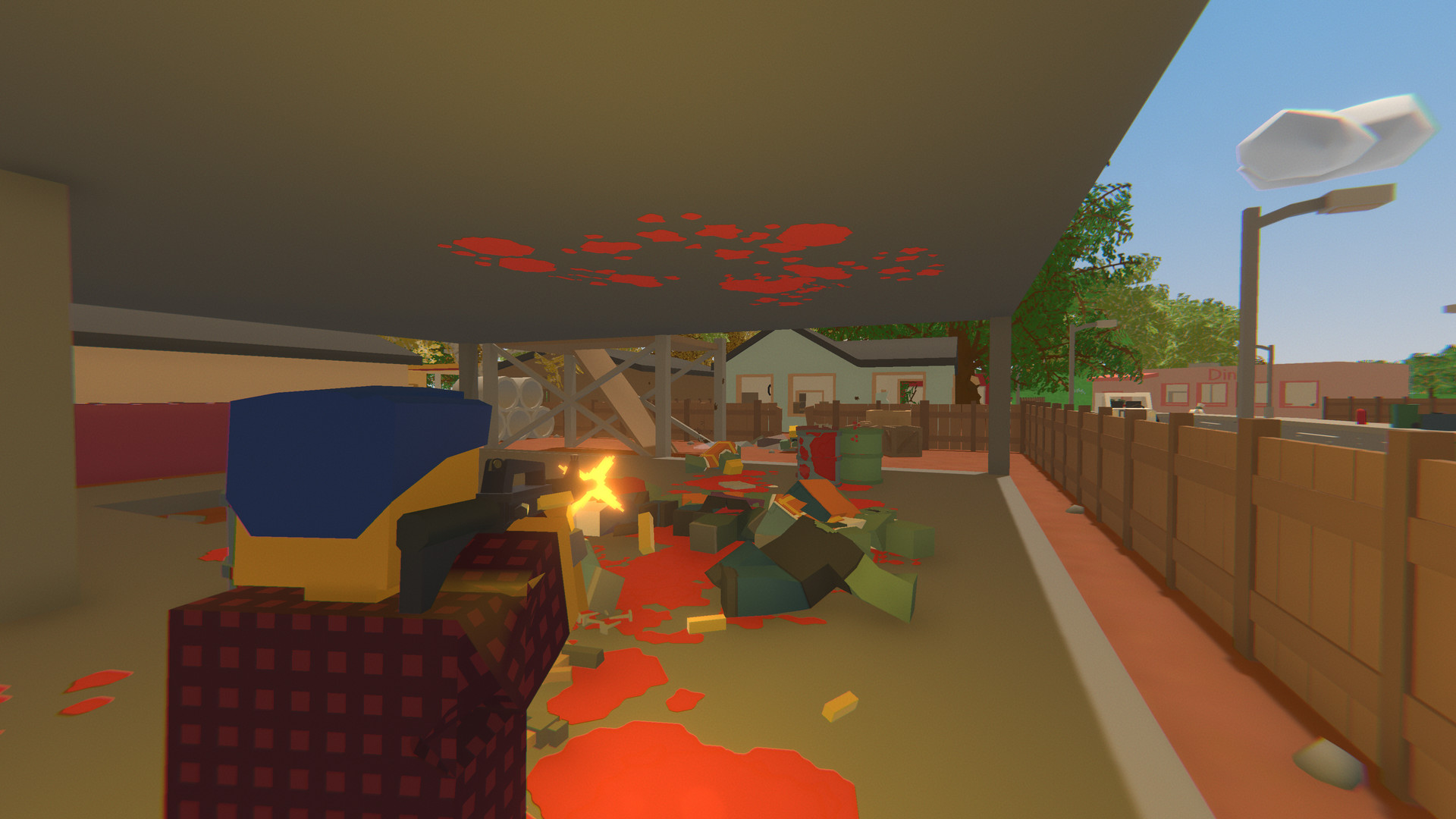 Unturned free games like minecraft