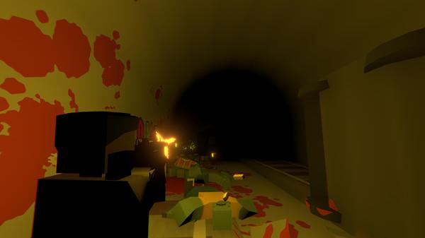 скриншот Unturned 4