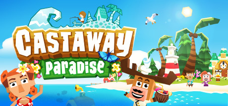 Teaser image for Castaway Paradise - Town Building Sim