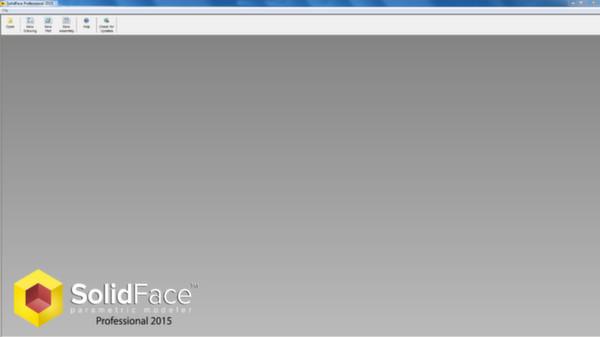 Скриншот из SolidFace Pro 2015