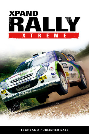 Xpand Rally Xtreme poster image on Steam Backlog