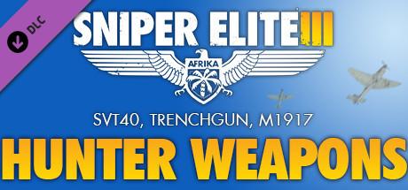Sniper Elite 3 - Hunter Weapons Pack