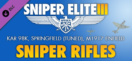 Sniper Elite 3 - Sniper Rifles Pack