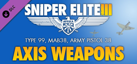 Sniper Elite 3 - Axis Weapons Pack