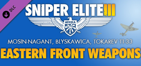 Sniper Elite 3 - Eastern Front Weapons Pack