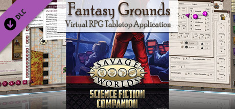 Fantasy Grounds - Savage Worlds: Science Fiction Companion