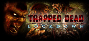 Trapped Dead: Lockdown cover art